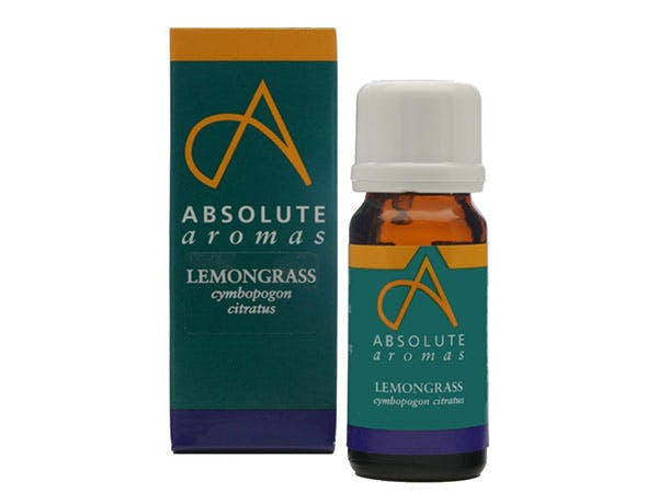 Absolute Aromas  Lemongrass Oil