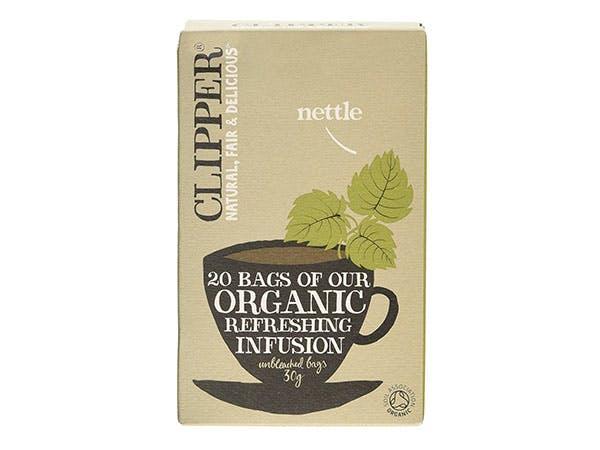 Clipper  Nettle Tea