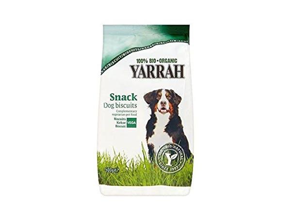 Yarrah  Vegetarian Dog Biscuits