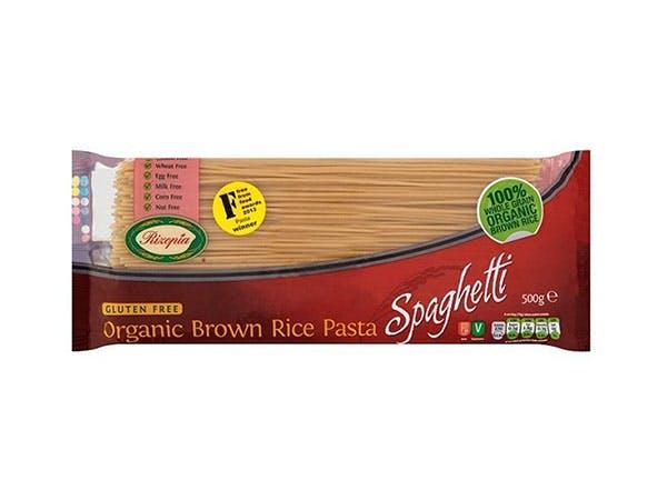 Rizopia  Spaghetti