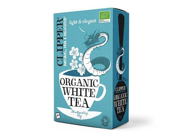 Clipper  White Tea - Organic