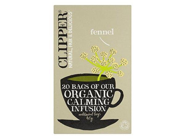 Clipper  Fennel Tea