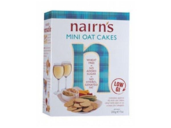 Nairns  Mini Oatcakes