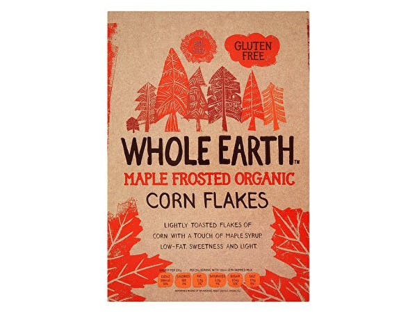 Whole Earth  Maple Frosted Flakes
