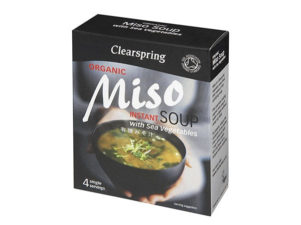 Clearspring  Instant Miso Soup - Organic