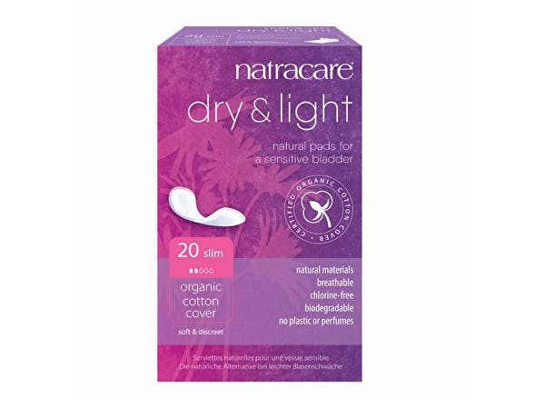 Natracare  Dry & Light Pads (Light Incontinence)