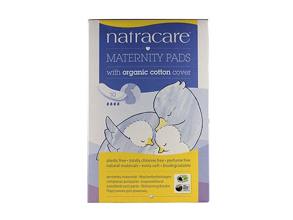 Natracare  New Mother Maternity Pads - Organic