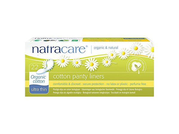 Natracare  Panty Liners - Organic
