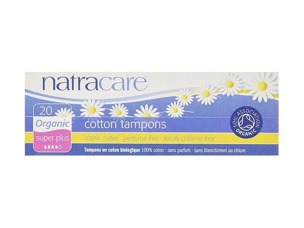 Natracare  Tampons Super Plus - Organic