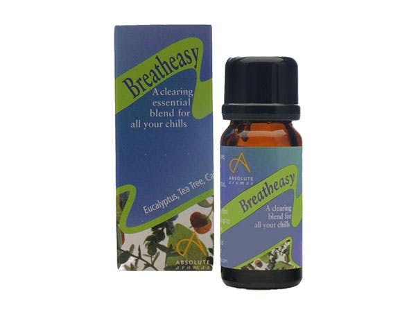 Absolute Aromas  Breatheasy Oil Blend