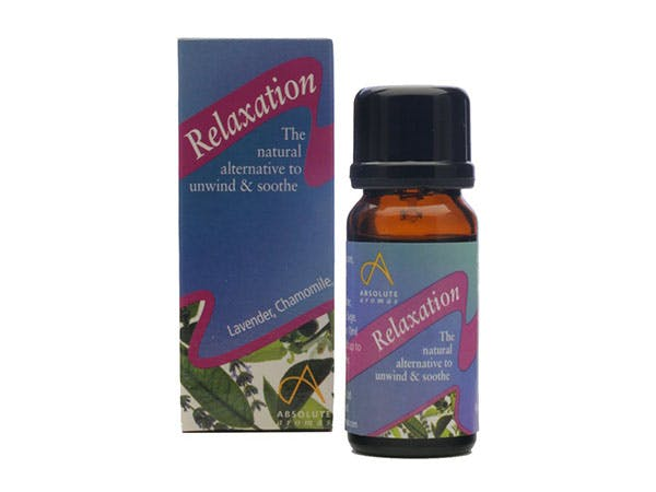 Absolute Aromas  Relaxation Oil Blend