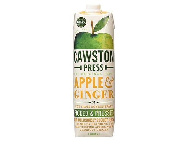 Cawston  Apple & Ginger Juice - Pressed