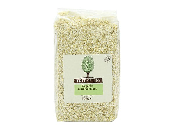 Tree Of Life  Organic Quinoa - Flakes