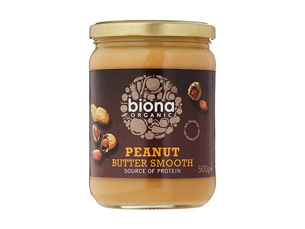 Biona  Peanut Butter - Smooth No Added Salt