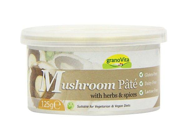 Granovita  Mushroom Pate - Tin