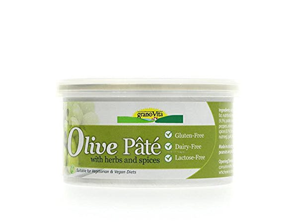 Granovita  Olive Pate - Tin
