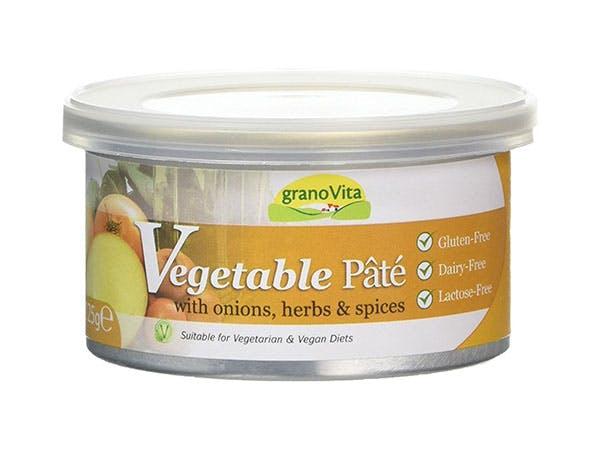 Granovita  Vegetable Pate - Tin