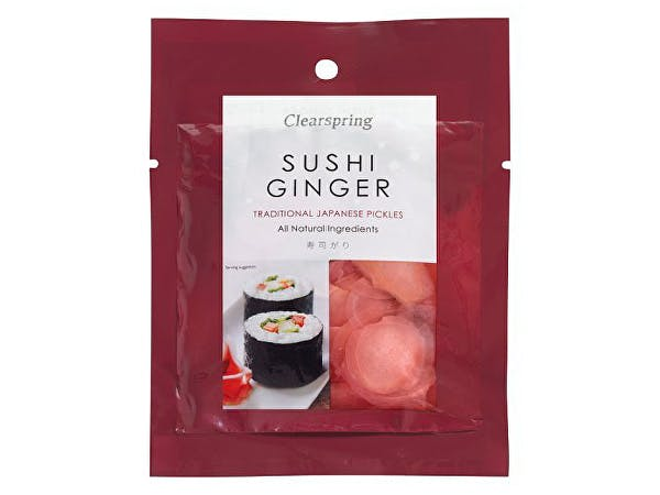 Clearspring  Sushi Ginger