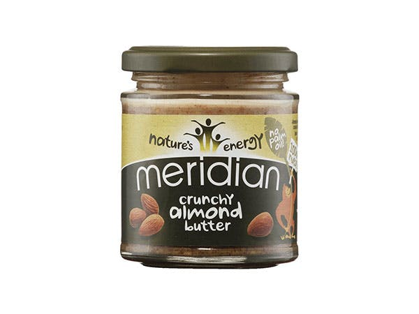 Meridian  Organic Almond Butter - With A Pinch Of Salt
