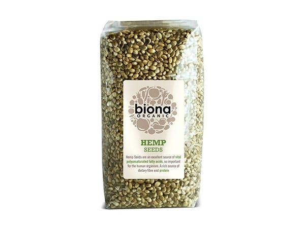 Biona  Hemp Seeds