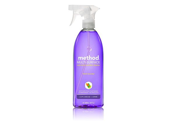 Method  All Purpose Cleaning Spray - Lavender