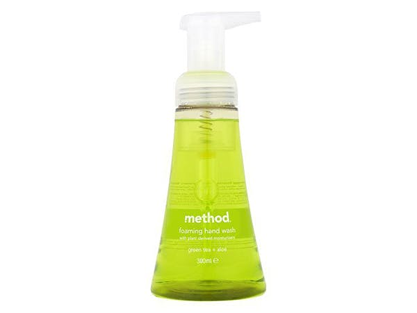 Method  Hand Wash - Foaming Green Tea & Aloe