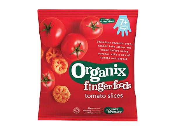 Organix  Tomato Slices (7+)