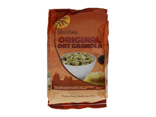 Mornflake  Oat Granola - Original