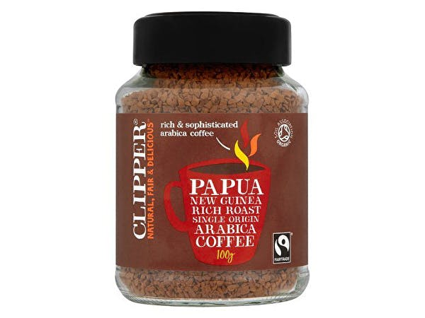 Clipper  Instant Coffee - Papua New Guinea