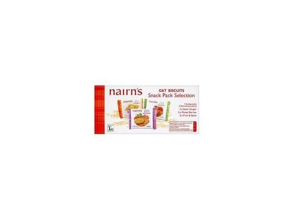 Nairns  Snack Portion Selection Pack