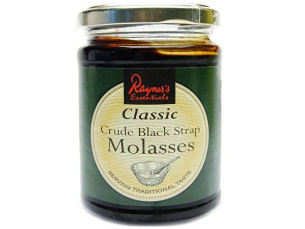 Rayners  Crude Black Strap Molasses