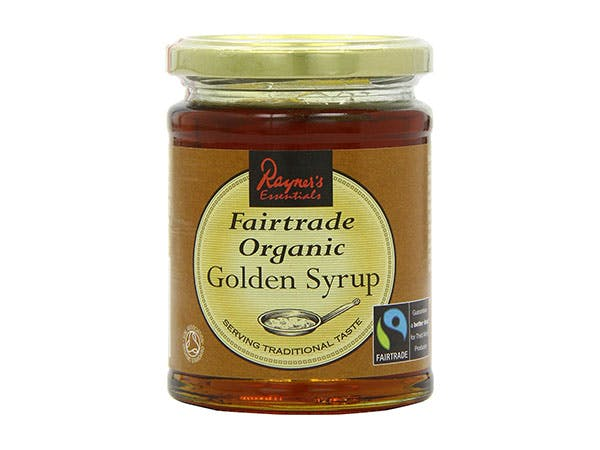Rayners  Golden Syrup - Organic & Fairtrade