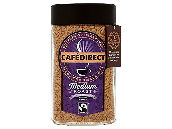 Cafe Direct  Instant Coffee - Premium Classic Blend