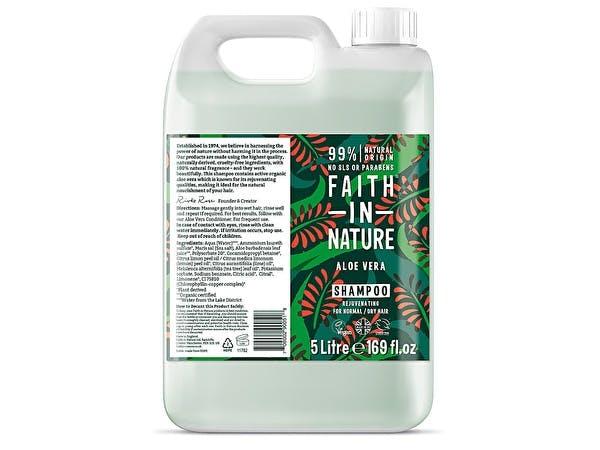 Aloe Vera Shampoo - Organic