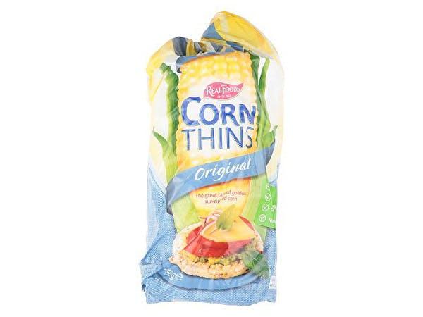 Real Foods  Original Corn Thins