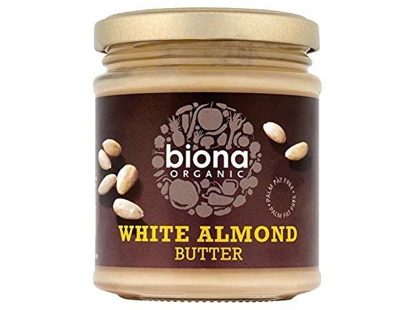 White Almond Butter