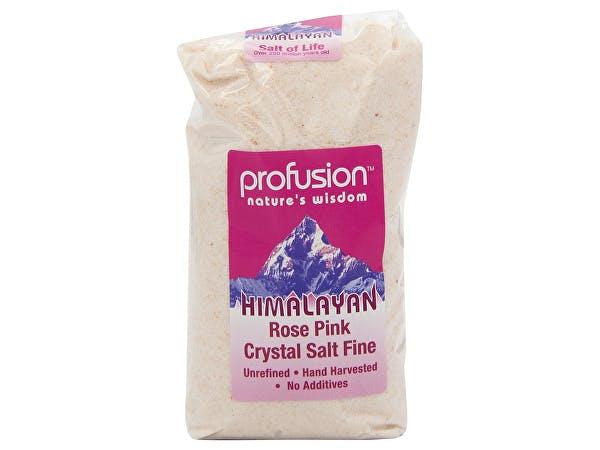 Profusion  Himalayan Rose Pink Salt - Fine