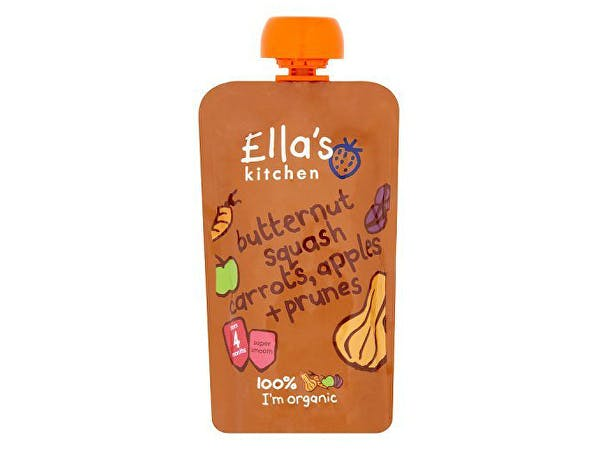 Ellas Kitchen  Butternut Squash Carrot Apple Prune (St1)