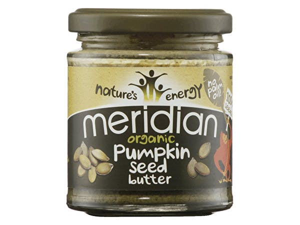 Meridian  Organic Pumpkin Seed Butter - 100% Seed