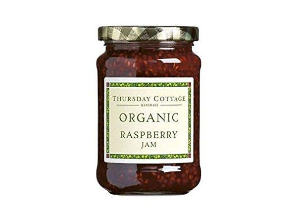 Thursday Cottage  Raspberry Jam - Organic
