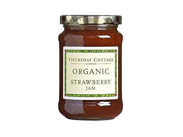 Thursday Cottage  Strawberry Jam - Organic