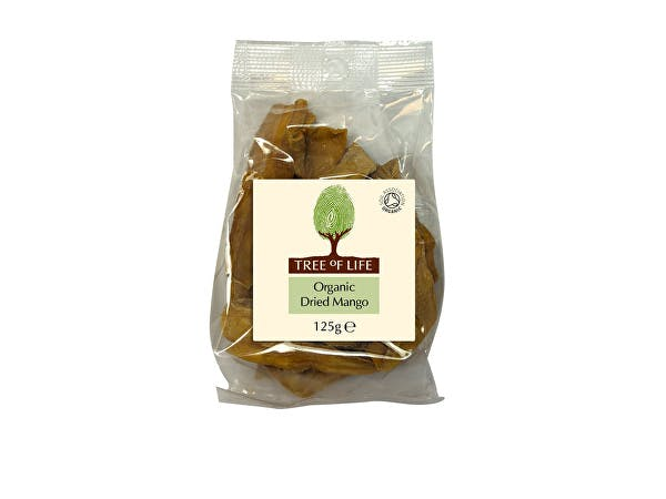 Tree Of Life  Organic Dried Mango
