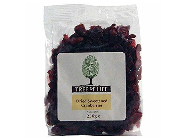 Tree Of Life  Cranberries