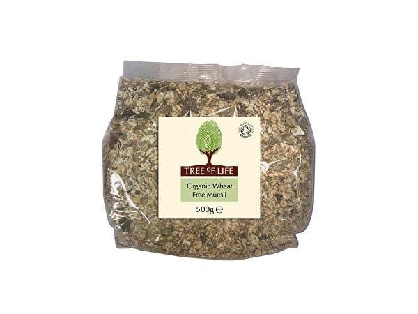 Tree Of Life  Organic Muesli - Wheat Free