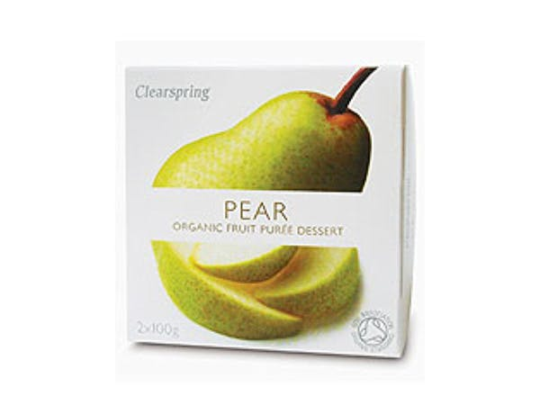 Clearspring  Pear Puree