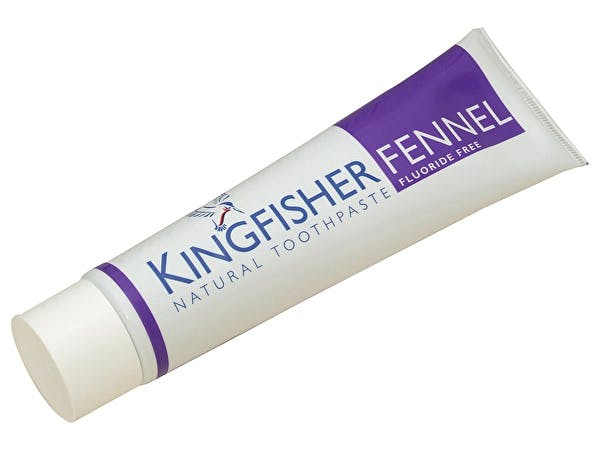 Kingfisher  Fennel Fluoride Free Toothpaste