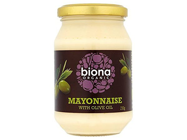 Biona  Olive Mayonnaise With 50% Olive Oil