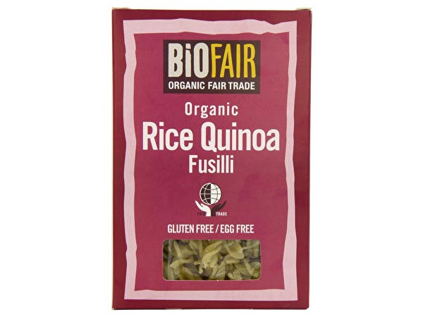 Biofair  Rice Quinoa Fusilli - Fairtrade