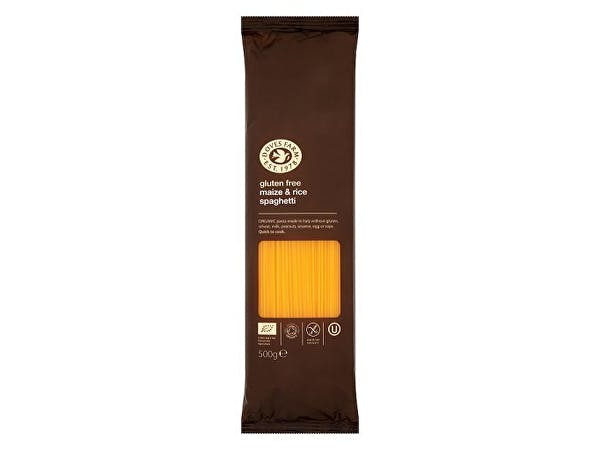 Doves Farm  Maize & Rice Spaghetti - Organic