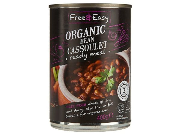 Free & Easy  Bean Cassoulet
